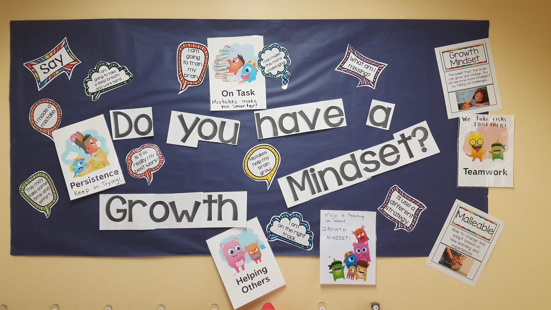 Third graders teach self-awareness and the power of positivity!