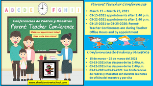 Sheridan Parent - Teacher Conference Week March 2021.png