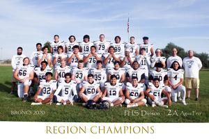 region champs football