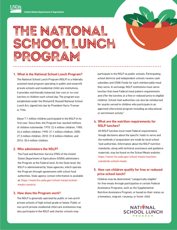 State to Provide More Food Benefits to Eligible School Children During Pandemic Via Electronic Benefits Transfer Featured Photo