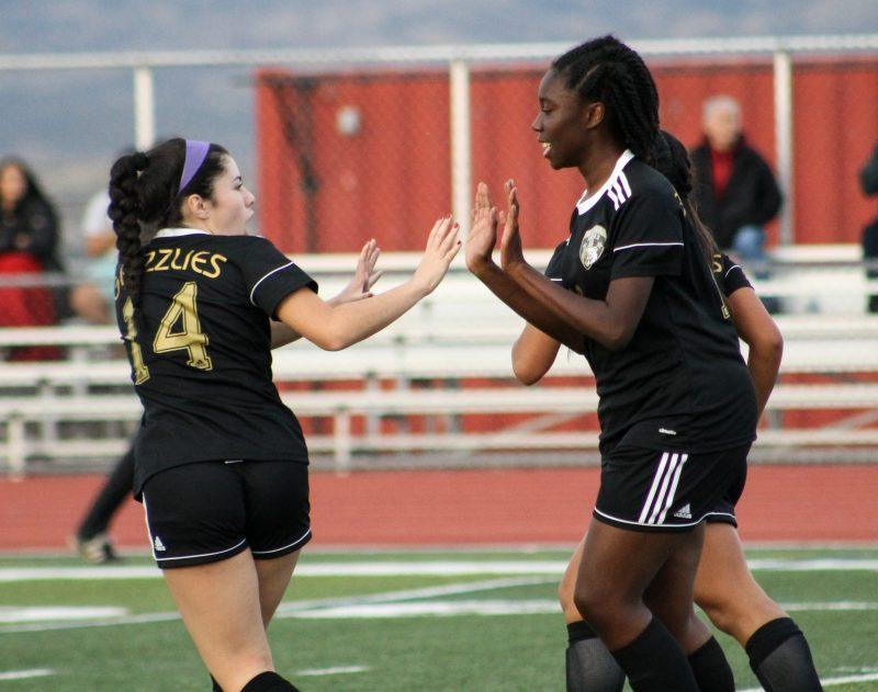 Lady Grizzlies Soccer Defeats Shuts Out Fillmore Featured Photo