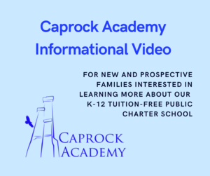Informational Video about Caprock Academy