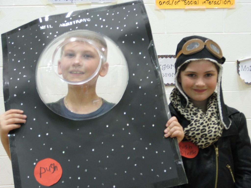 Wax Museum-Neil Armstrong