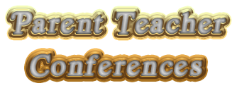 Parent/Teacher Conferences - January 23 / 3:30-6:30pm Featured Photo