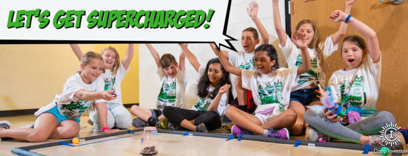 Camp Invention is back at Gateway School District! Thumbnail Image