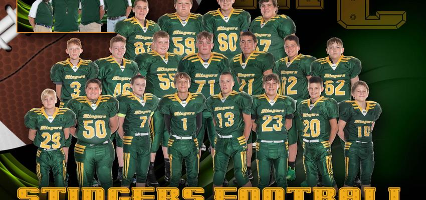 JR High Football