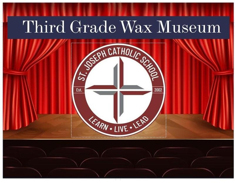 3rd Grade Wax Museum Goes Virtual! Featured Photo