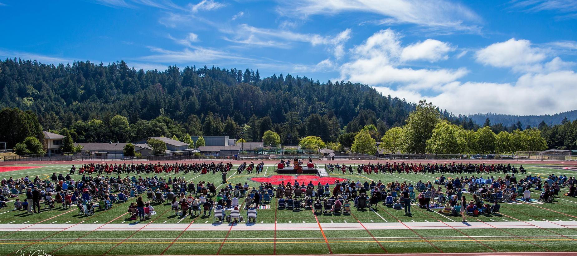 2021 SLVHS Graduation