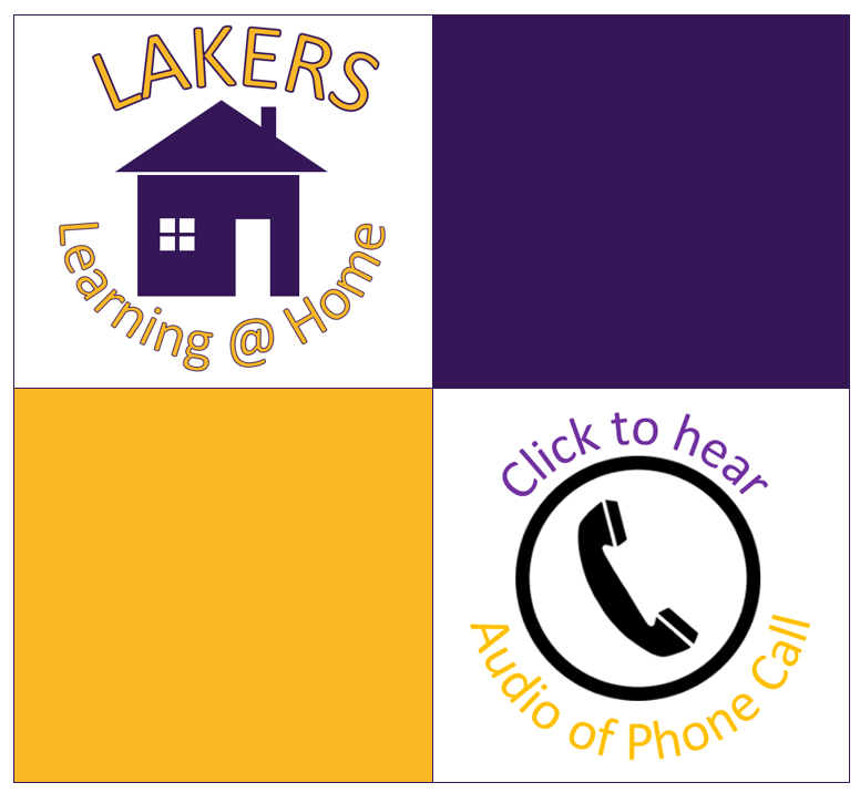 Lakers Learning @ Home - Week at a Glance - Starting Soon Featured Photo