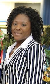 Dr. Angela Williams, Assistant Superintendent of Teaching and Learning