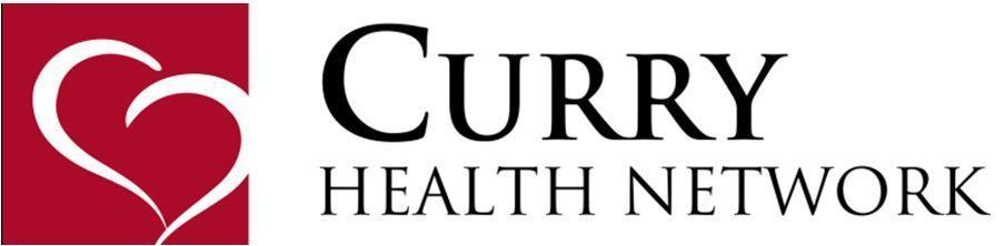 Curry Health Network Logo