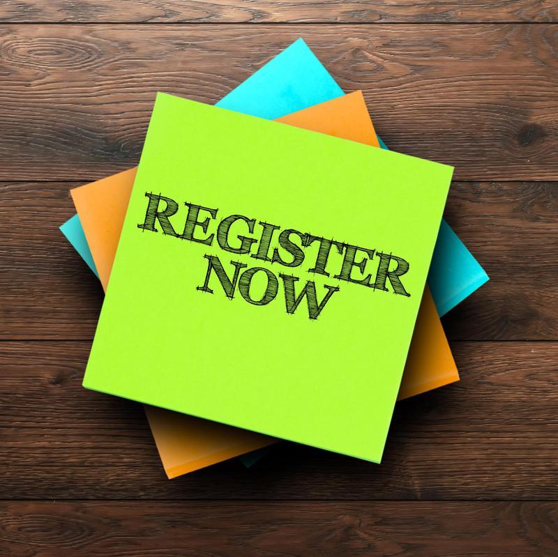 Online Registration Now Open! Thumbnail Image