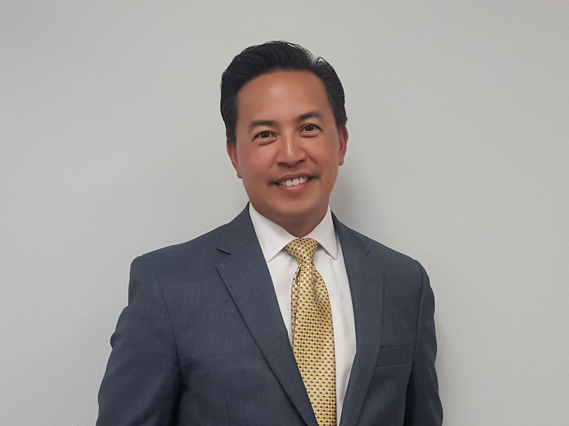 Dr. Froilan N. Mendoza, Superintendent