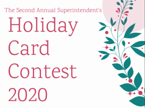 Holiday Card Contest 2020