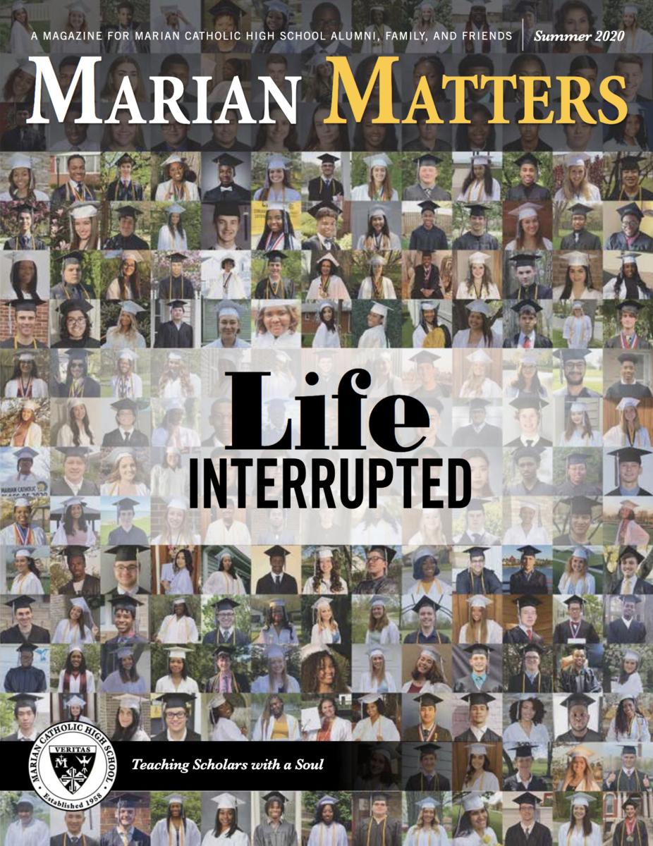 Marian Matters Summer 2020