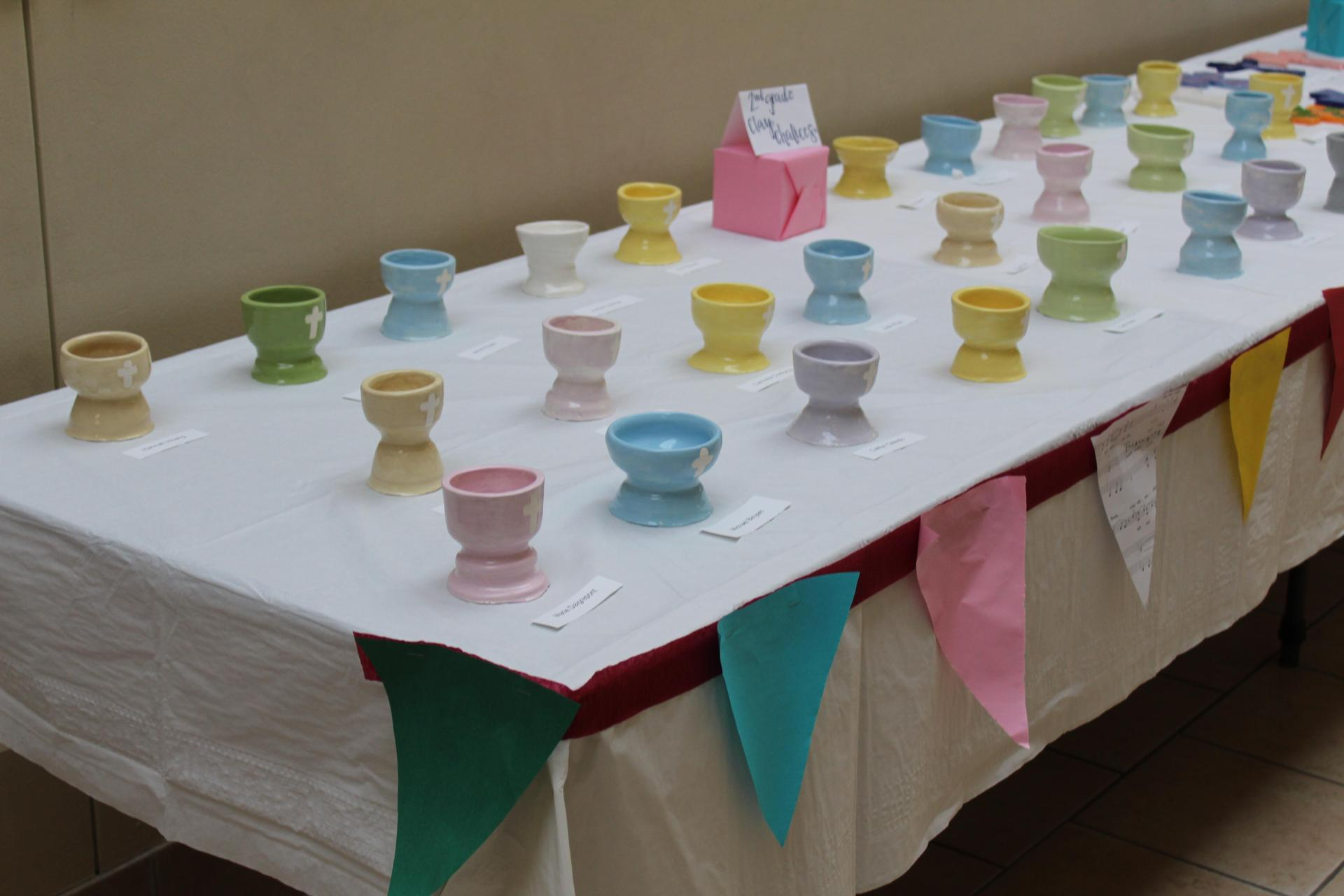 2nd grade chalices