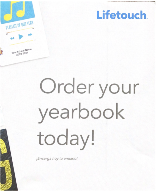 Order your yearbook today! Thumbnail Image