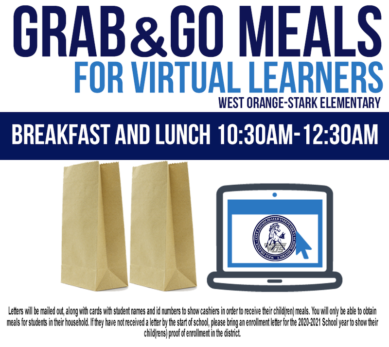 meals virtual learners