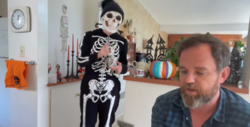 """Video Message about """"A Seahawk Halloween"""" Featured Photo"""
