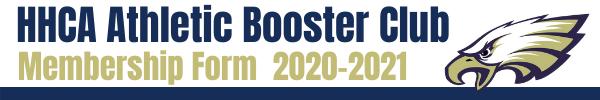 Booster Club Membership Form