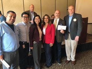 FSD Staff receiving grant awards