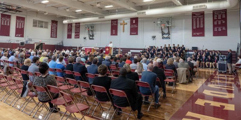 Senior Class Liturgy Featured Photo