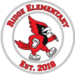 Ridge Cardinal Logo