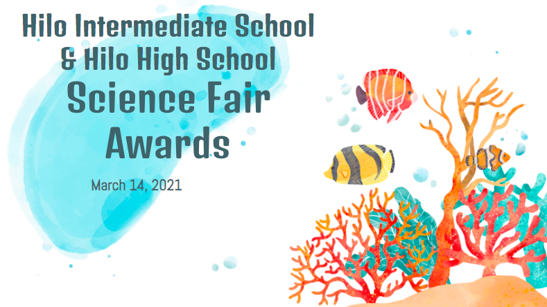 District Science & Engineering Fair Results Featured Photo