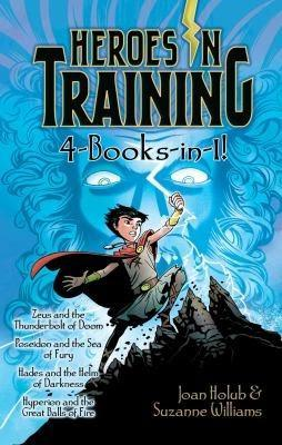 Heroes in Training 4-Books-in-1!