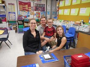 First grade family