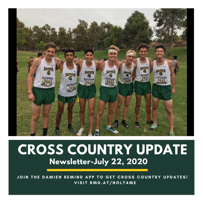 Cross Country Update Featured Photo