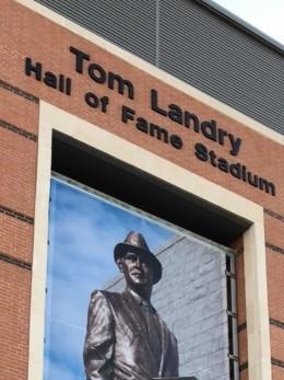 Tom Landry Stadium Guidelines Featured Photo