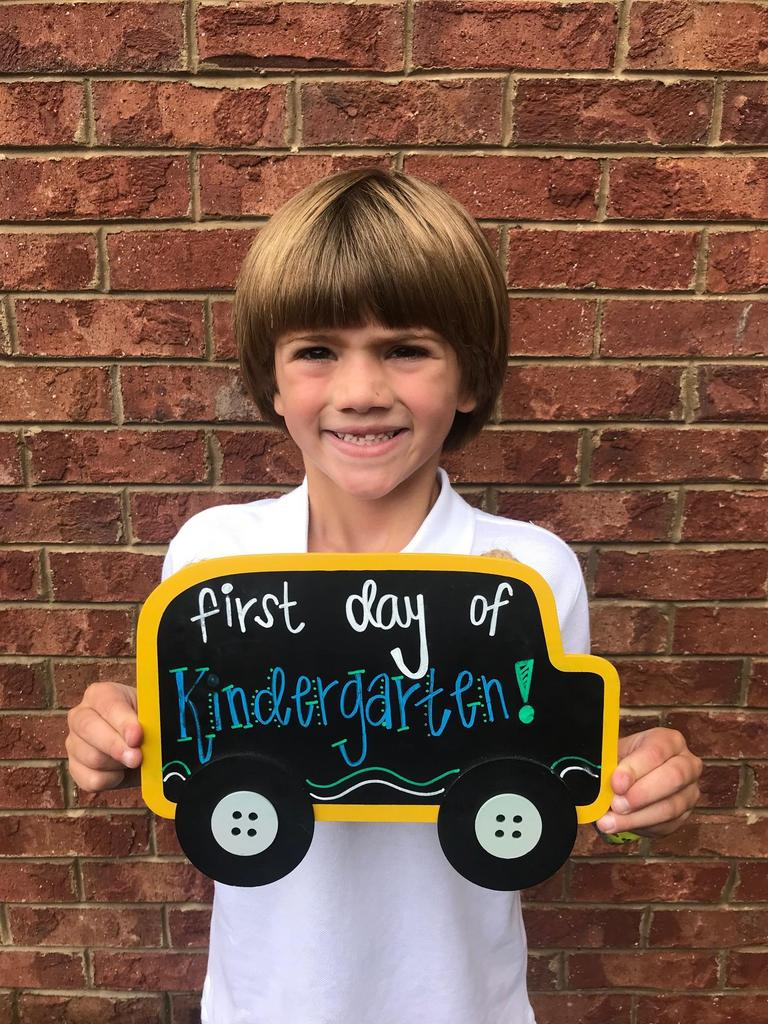 1st Day at CCPS