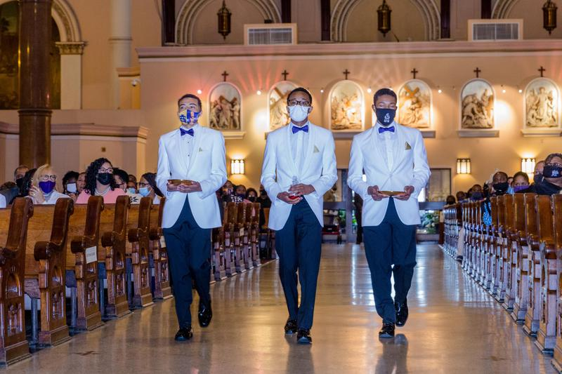 Class of 2021 celebrated and honored at Baccalaureate Mass Featured Photo