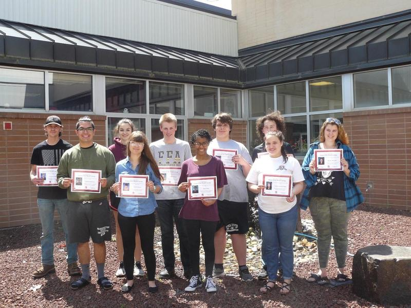 CHS MAY STUDENTS OF THE MONTH Thumbnail Image