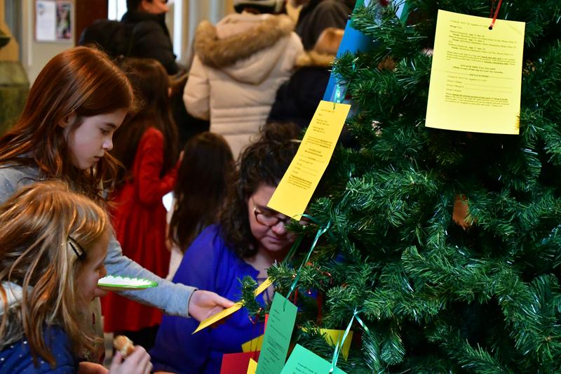 Giving Tree - Now through Dec 10th Featured Photo
