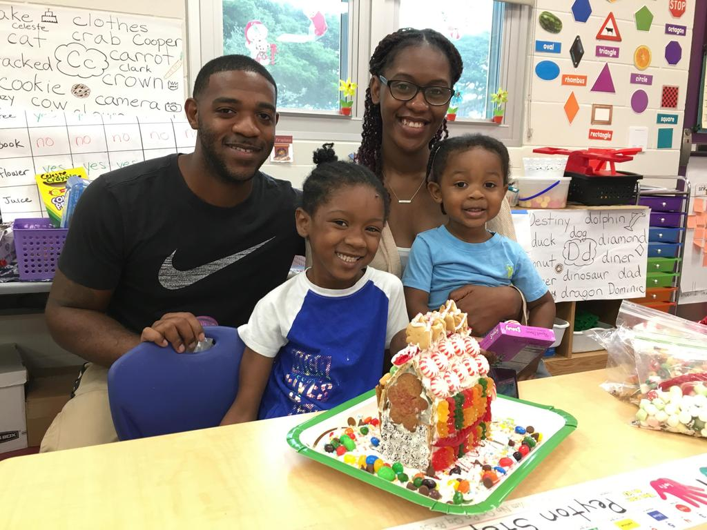 Gingerbread House Activity
