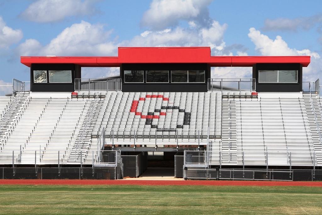 Completed Stadium