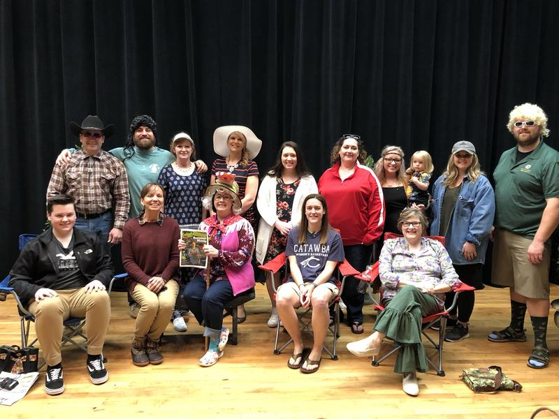 NSHS Faculty Players present
