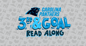 3rd and Goal Panthers Read Along