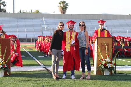 Hemet High School 2019 Senior Awards
