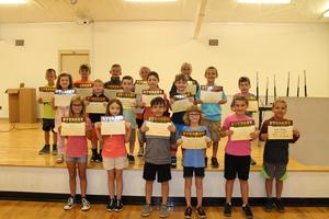 Picture of September 2019 Student of the Month Recipients