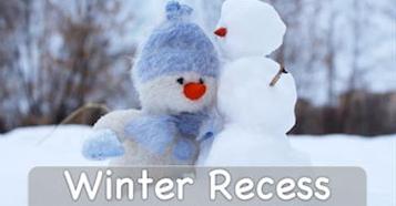 winter recess