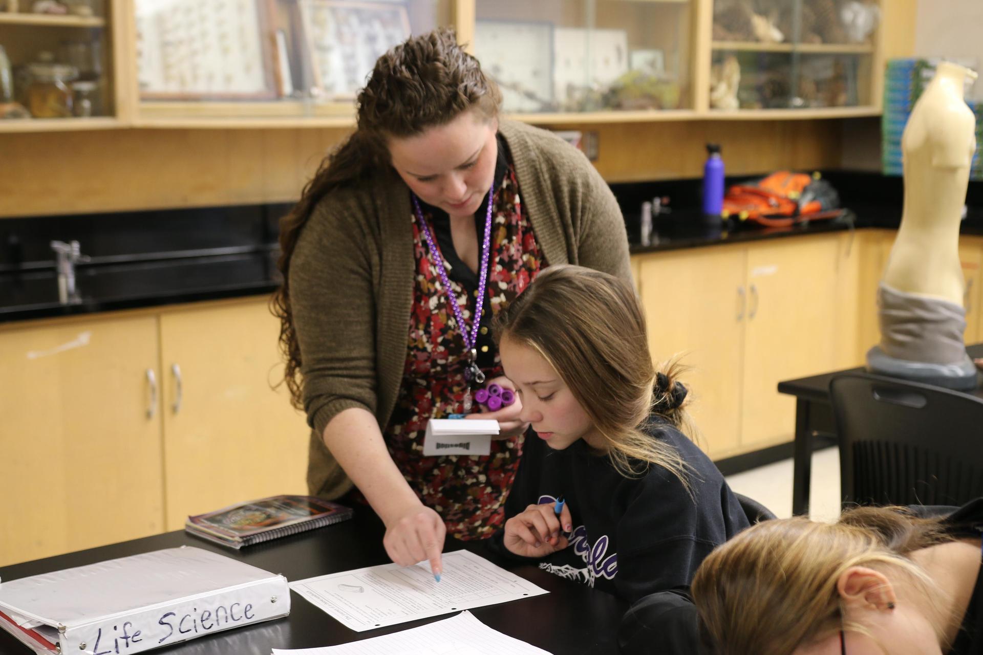 PHS Science teacher