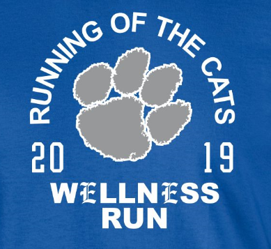 Running of the Cats Wellness Run logo