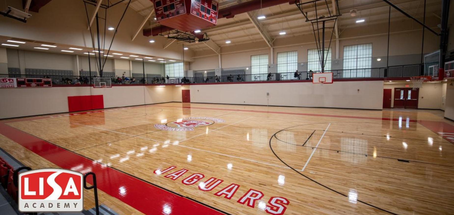 West HS gym photo