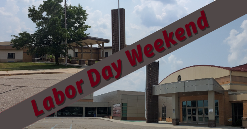 Labor Day Weekend graphics Sept 2 2021