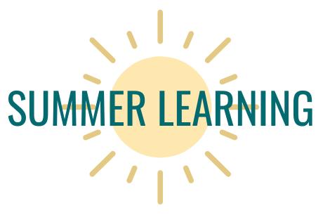 summer learning logo