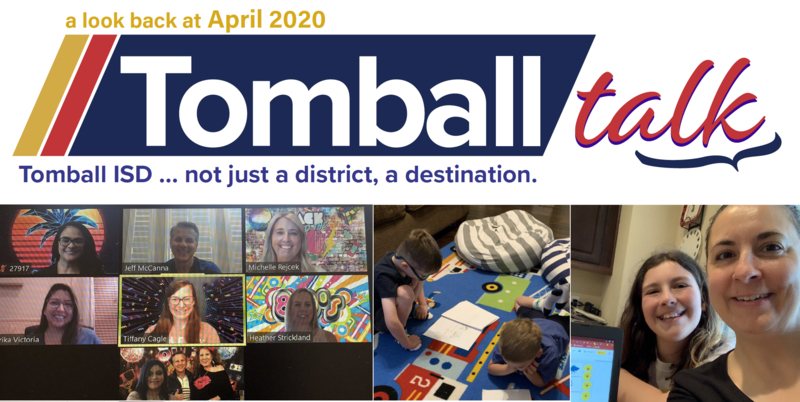 April Tomball Talk 2020