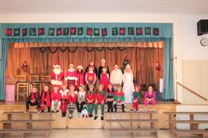 LV North Pole cast with directors.JPG